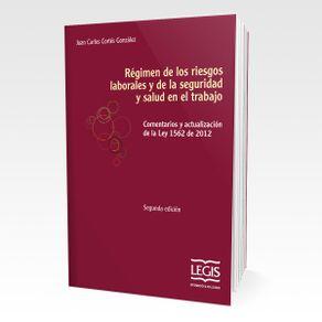 cartilla laboral legis 2012