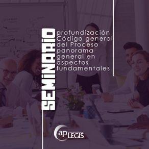 Seminario-de-profundizacion-Codigo-general-del-Proceso-panorama-general-en-aspectos-fundamentales