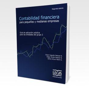 Libro sobre la contabilidad financiera para empresas