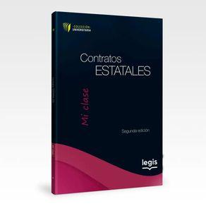 Contratos-Estatales---Coleccion-Universitaria-Mi-Clase---Libro